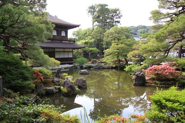 Kyoto le c ur partie 1 majulialie for Jardin kyoto